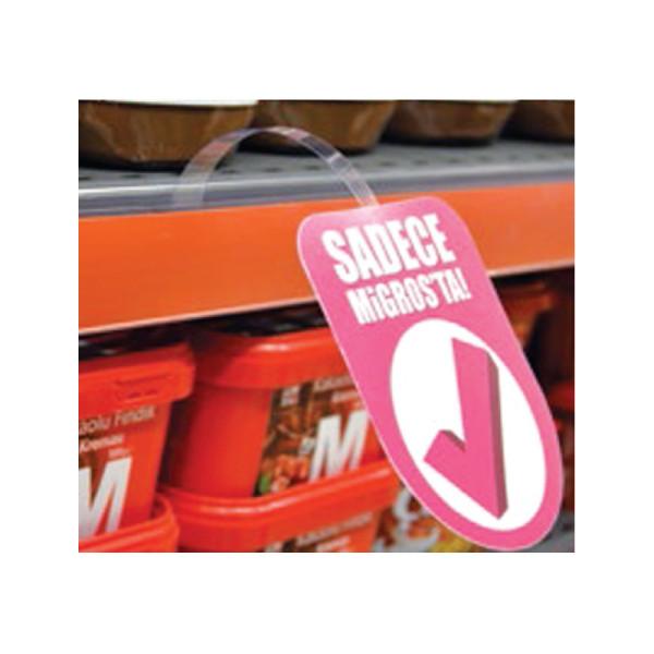 Porta messaggi con due adesivi display pharma - Porta messaggi ...